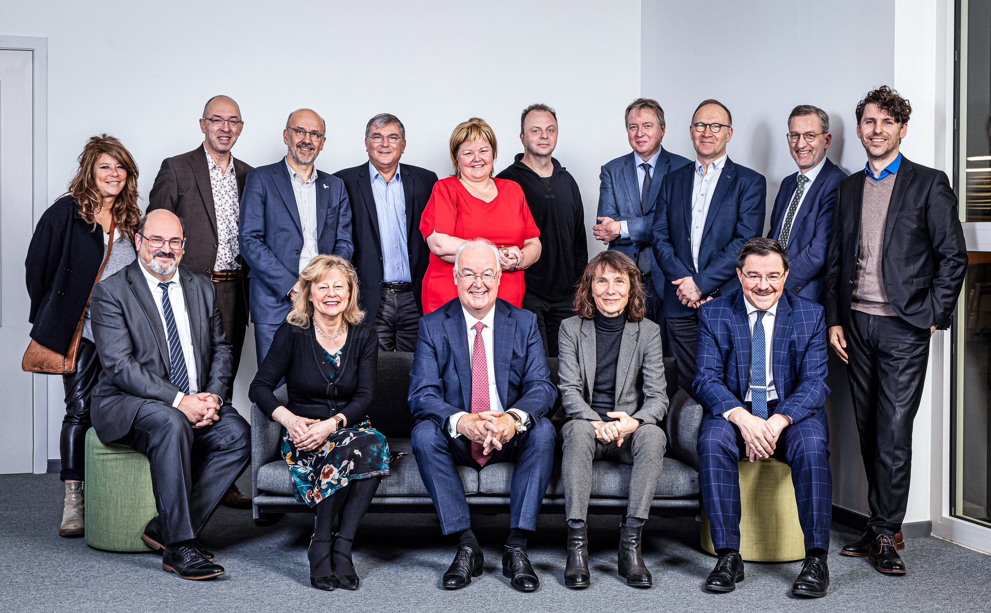 Flanders Make Board of Directors